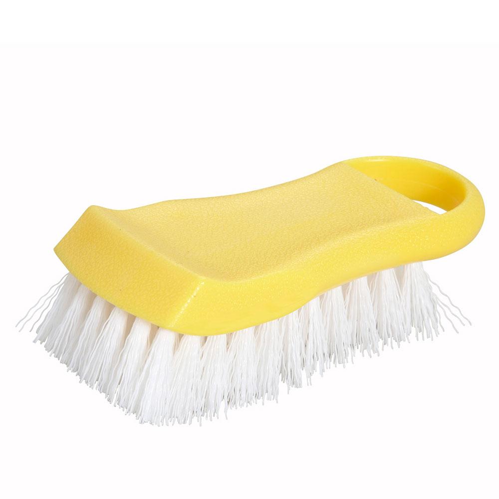 Winco CBR-YL Cutting Board Brush, Yellow