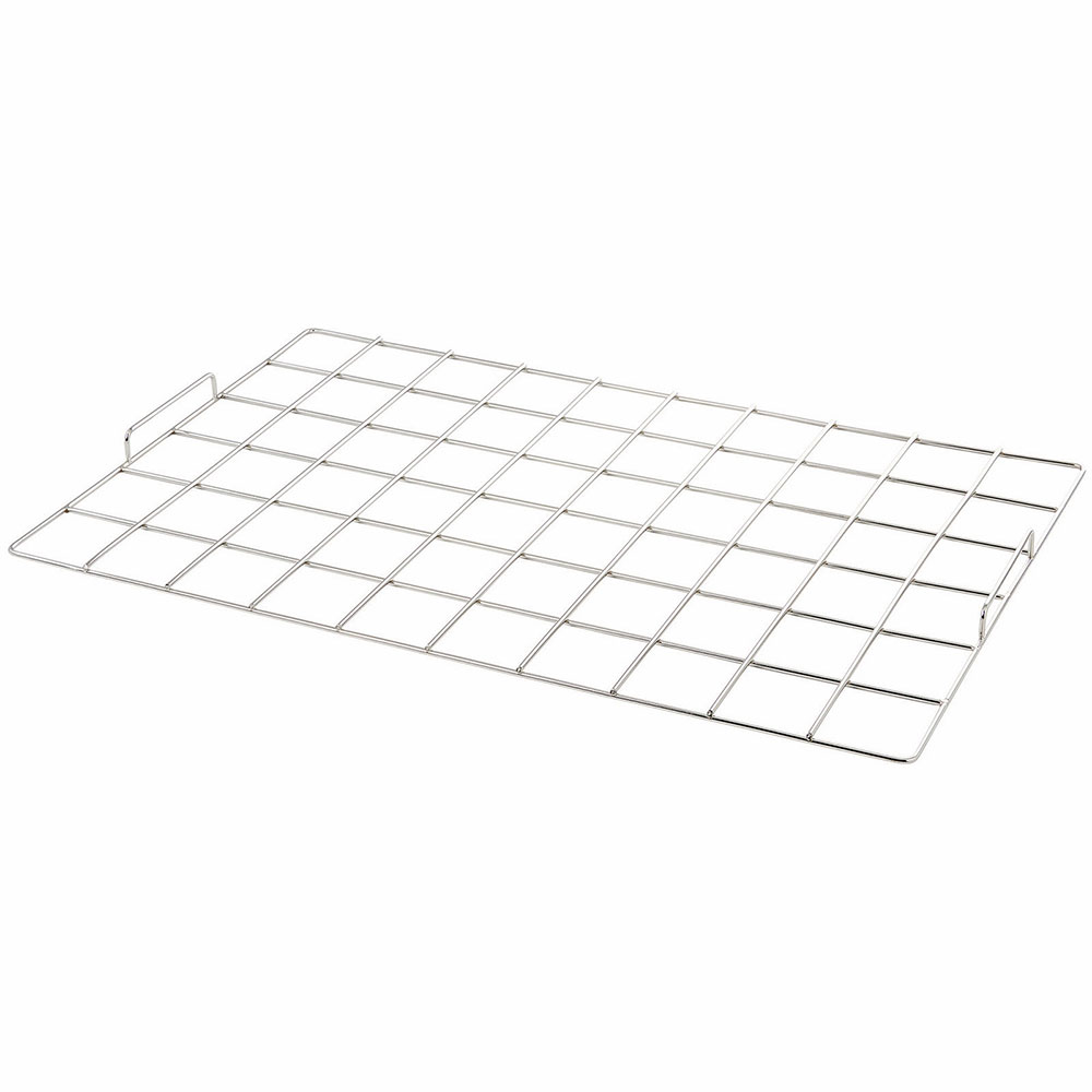 "Winco CKM-610 60-Square Cake Marker - 6"" x 10"", Stainless"