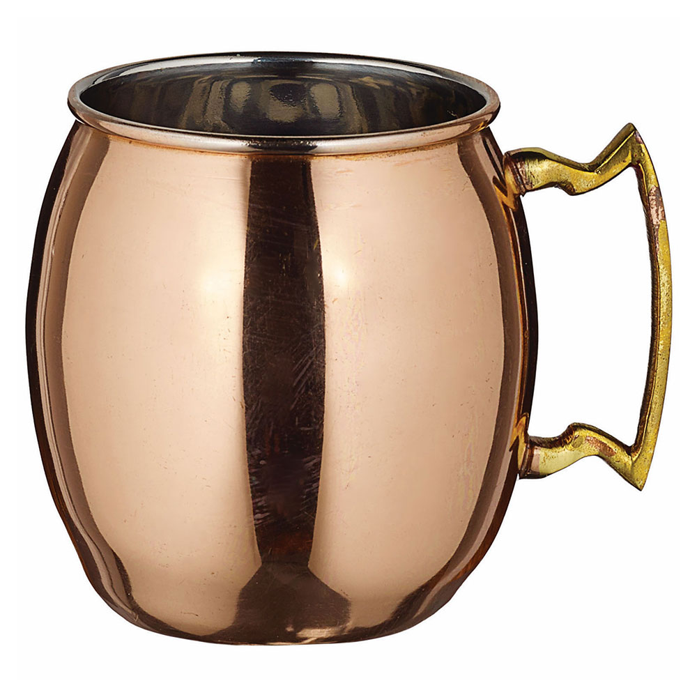 Winco CMM-20 20-oz Moscow Mule Mug, Copper