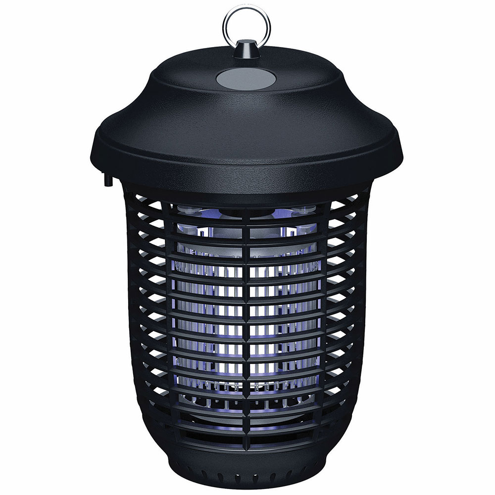 Winco EIZ-1E Indoor/Outdoor Insect Zapper w/ (1) UVA Bulb