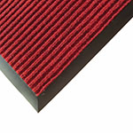 Winco FMC-310U Carpet Floor Mat - 3x10-ft, Burgundy