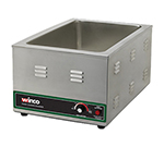 Winco FW-S600 120/1 Food Cooker/Warmer - Countertop,  Stainless