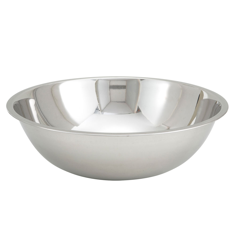 Winco MXB-1600Q 16-qt Mixing Bowl, Stainless