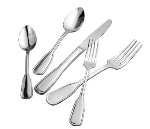 Winco 0033-03 Dinner Spoon, Extra Heavy, 18/8 Stainless Steel, Oxford Design