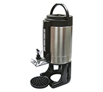 Winco SBD-1.5 1.5-gal Beverage Dispenser w/ Brew-Thru Lid, Stainless