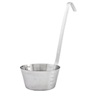 Winco SHHD-1 1-qt Hooked Handle Dipper, Stainless