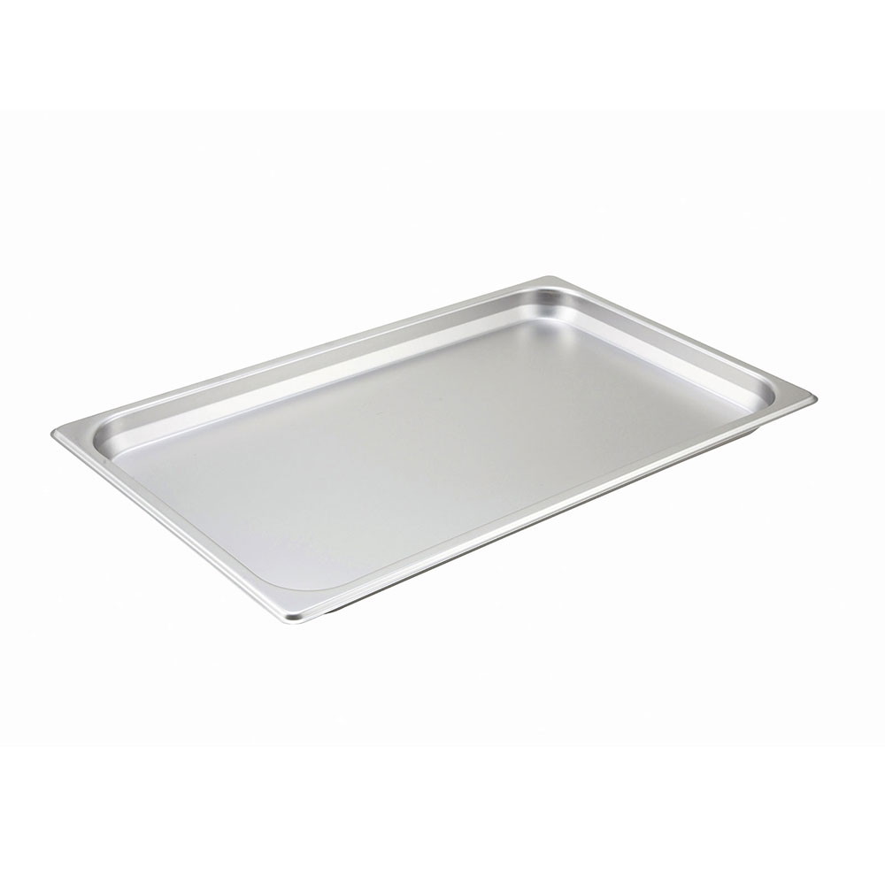 Winco SPF1 Full-Sized Steam Pan, Stainless