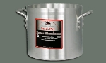 Winco AXS-10 10-qt Stock Pot Aluminum