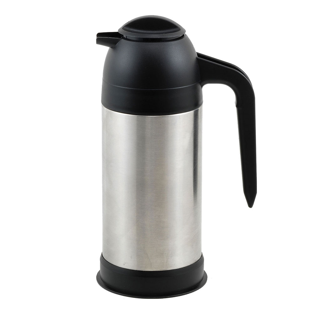 Winco VSS-24 24-oz Coffee Server, Insulated, Stainless