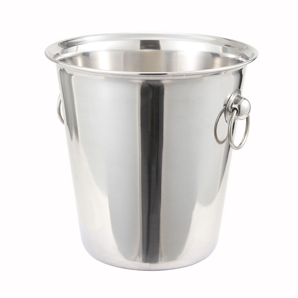Winco WB-4 4-qt Wine Bucket
