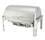 Winco 601 8-qt Full Size Madison Chafer w/ Stainless Frame, Roll Top