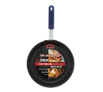 Winco AFP-10XC-H 10-in Round Gladiator Fry Pan w/ Red Silicone Sleeves, Aluminum, Excalibur Coat