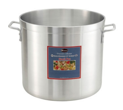 Winco ALHP-80 80-qt Stock Pot, Aluminum