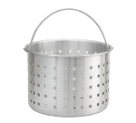 Winco ALSB-20 20-qt Steamer Basket for ALST-20, ALHP-20 & SST-20, Aluminum