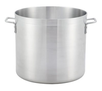 Winco ALST-80 80-qt Stock Pot, Aluminum
