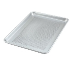 Winco ALXP1826P Perforated Aluminum Sheet Pan, 18 x 26-in
