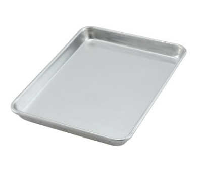 Winco ALXP-1013 Aluminum Sheet Pan, 9.5 x 13-in