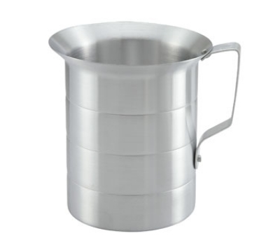 Winco AM-05 .5-qt Measuring Cup, Aluminum