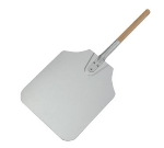 "Winco APP-26 26"" Pizza Peel, Aluminum"