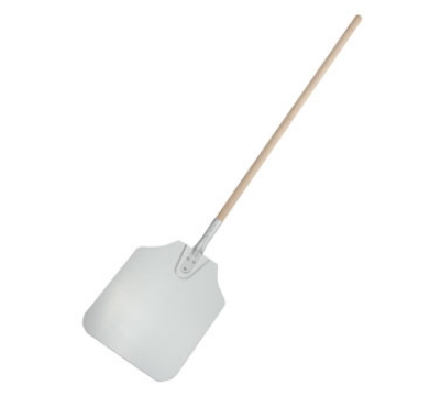 "Winco APP-52 52"" Pizza Peel, Aluminum"
