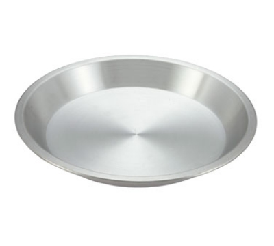 Winco APPL-10 10-in Round Pie Pan, Aluminum
