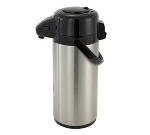 Winco APSP-925 2.5-L Vacuum Server w/ Stainless Liner & Body, Push Button