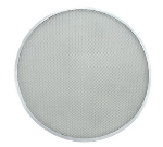 "Winco APZS-20 20"" Round Pizza Screen, Seamless, Aluminum"