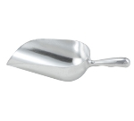 Winco AS-58 58-oz Aluminum Scoop