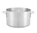 """Winco ASHP-34 34-qt Aluminum Sauce Pot - 15.8"""" x 10"""""""