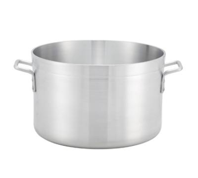 """Winco AXHP-40 40-qt Aluminum Sauce Pot - 16"""" x 11.75"""""""