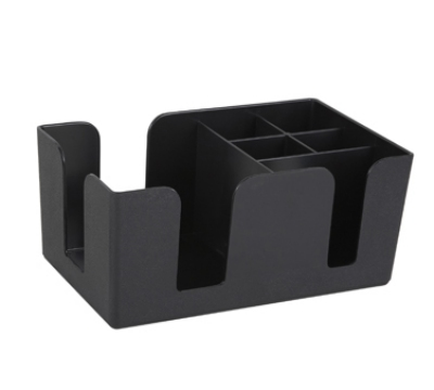 Winco BC-6 6-Compartment Bar Caddy