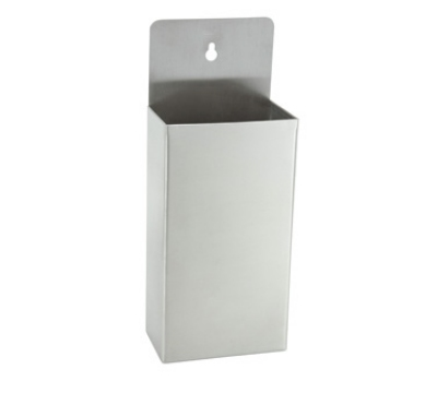 Winco BCH-14 Bottle Cap Holder, 10 x 6-in, Stainless