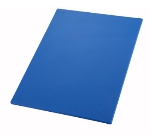 "Winco CBBU-1520 Cutting Board, 15 x 20 x .5"", Blue"