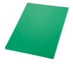 "Winco CBGR-1520 Cutting Board, 15 x 20 x .5"", Green"