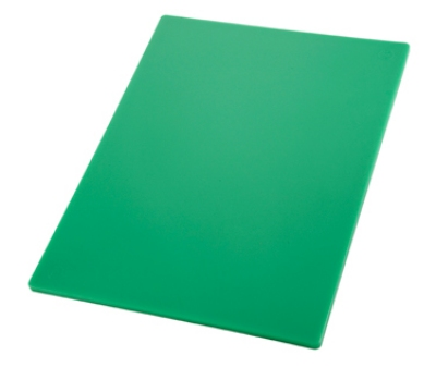 Winco CBGR-1824 Cutting Board, 18 x 24 x .5-in, Green