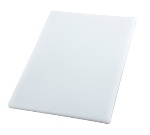 Winco CBH-1824 Cutting Board, 18 x 24 x .75-in, White
