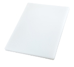 Winco CBXH-1824 Cutting Board, 18 x 24 x 1-in, White
