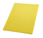 Winco CBYL-1824 Cutting Board, 18 x 24 x .5-in, Yellow
