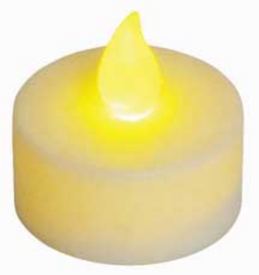 Winco CL-L Flameless Tealight Candle w/ Battery