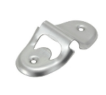 Winco CO-401 Wall-Mounted Bottle Opener, Stainless