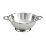 Winco COD-3 3-qt Colander w/ 10-in Bowl Diameter, Stainless