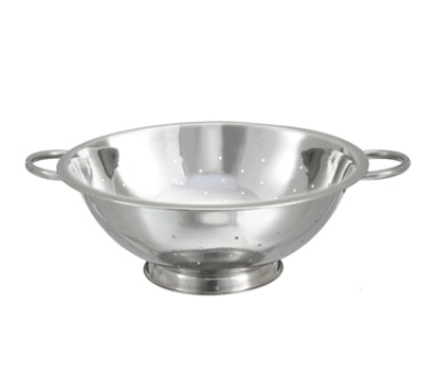Winco COD-14 14-qt Colander w/ 16.5-in Bowl Diameter, Stainless
