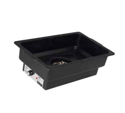 Winco EWP-2 Full Size Water Pan w/ Adjustable Temperature Control, Electric