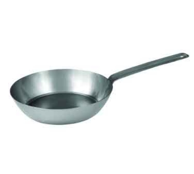 Winco FSFP-9 9.4-in French Style Fry Pan w/ Handle, Carbon Steel
