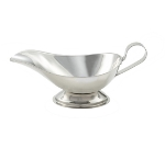 Winco GBS-3 3-oz Gravy Boat, Stainless
