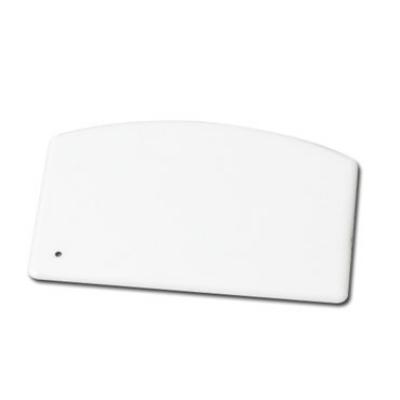 """Winco PDS5 Dough Scraper - 5.5x3.75"""", Plastic"""
