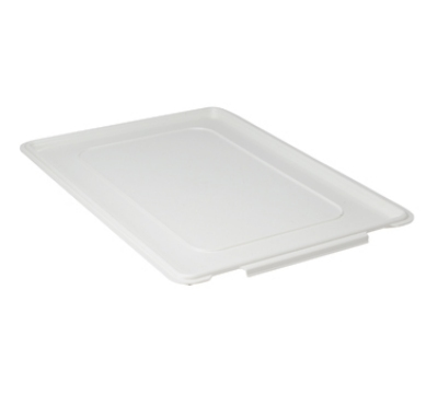 Winco PL36C Cover for PL-3 & PL-6, Polypropylene, White