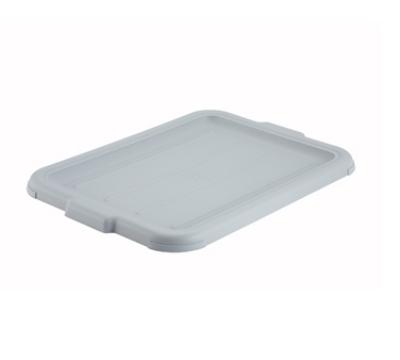 Winco PL-57C Dish Box Cover, Grey