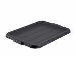 Winco PL-57K Dish Box Cover, Black