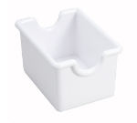 Winco PPH-1W Plastic Sugar Packet Holder, White